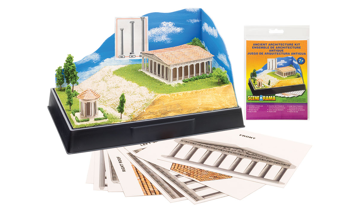 Ancient Architecture Kit