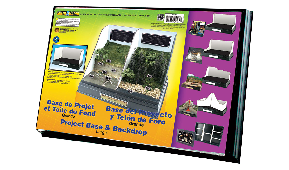 Project Base & Backdrop (Large)