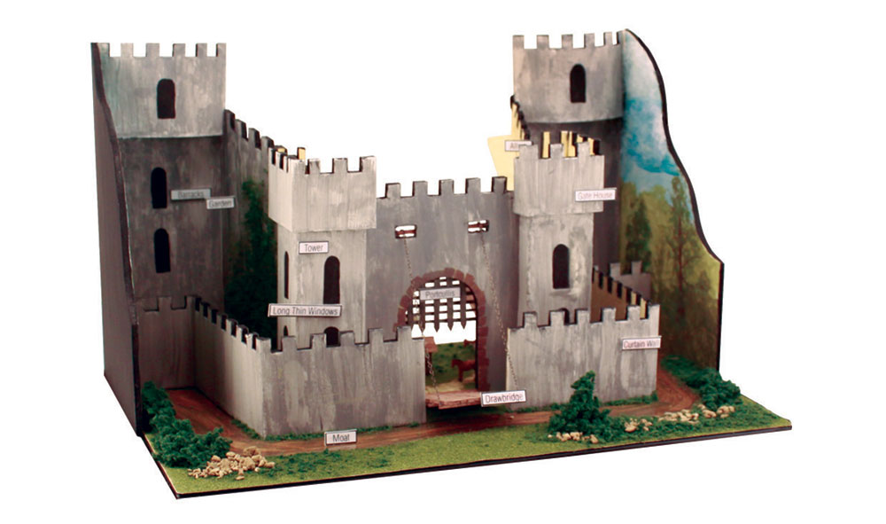 Complete Diorama Kit: Buildings