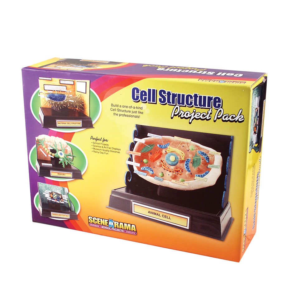 Cell Structure Project Pack<sup>™</sup>