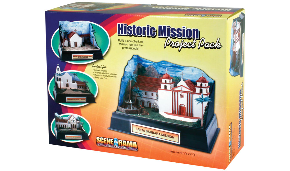 Historic Mission Project Pack<sup>™</sup>
