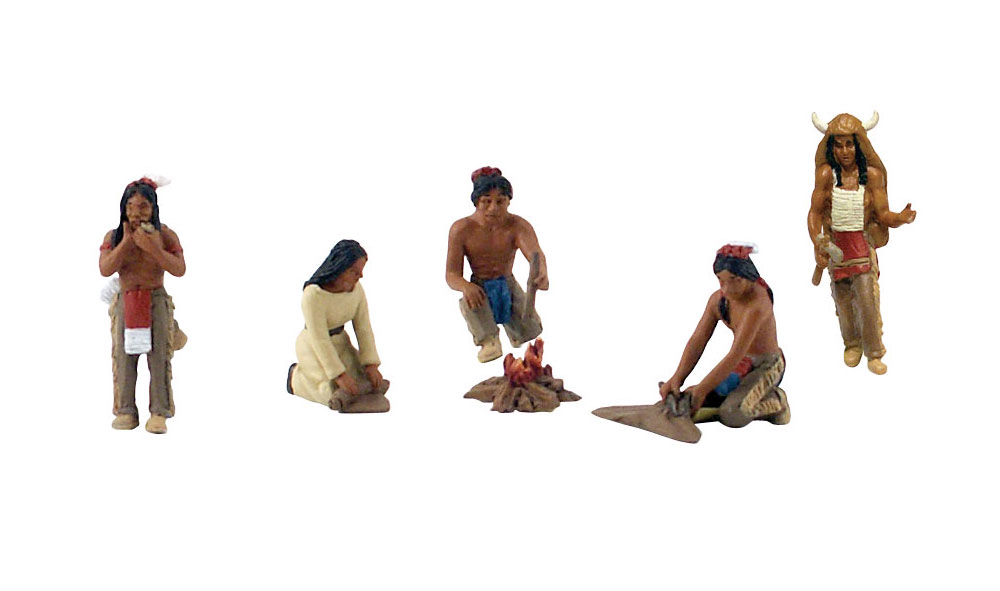 Native Americans Scene Setters<sup>®</sup>