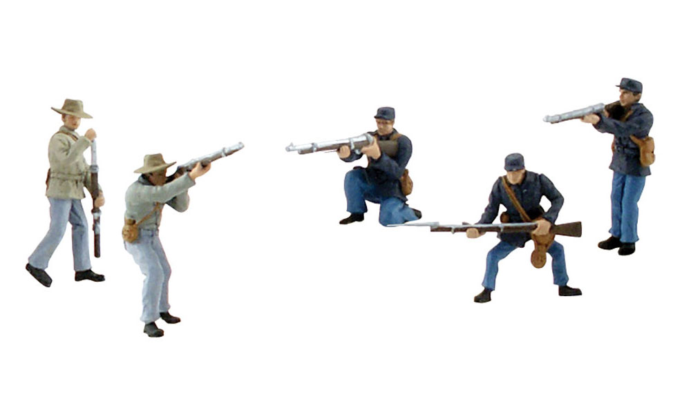 American Civil War Soldiers Scene Setters<sup>®</sup>