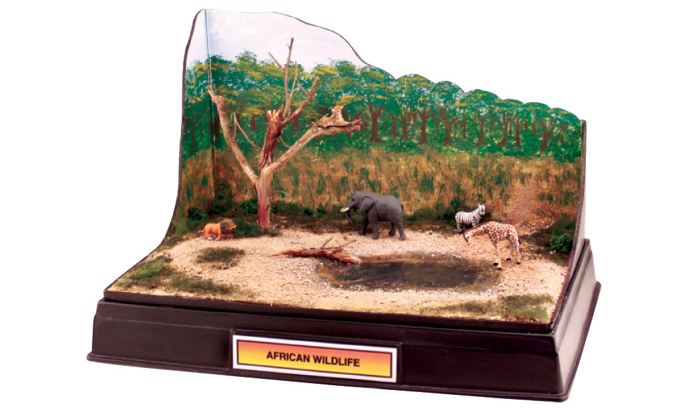 African Wildlife Scene Setters<sup>®</sup>