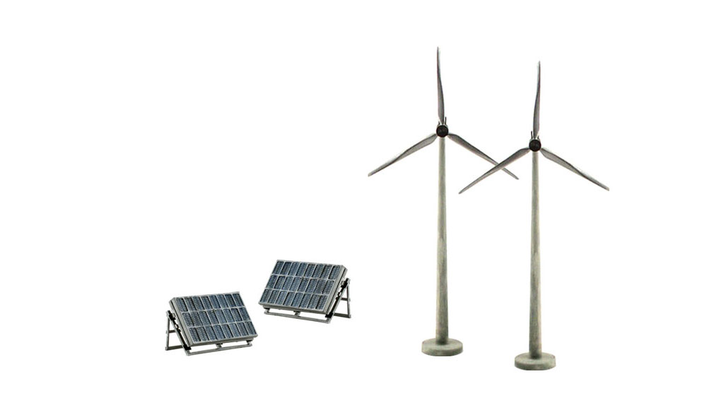 Alternative Energy Scene Setters<sup>®</sup>