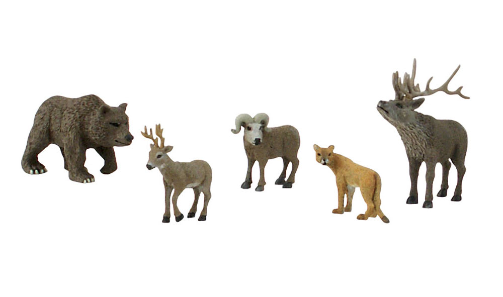 North American Wildlife Scene Setters<sup>®</sup>