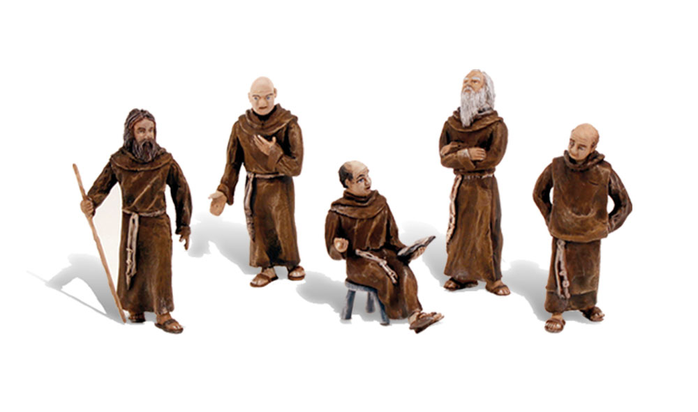 Friars/Monks Scene Setters<sup>®</sup>