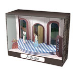 """At The Ball"" Diorama"