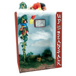 """Up The Beanstalk"" Diorama"