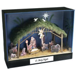 O, Holy Night Diorama
