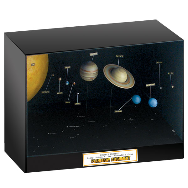box solar system model - photo #21